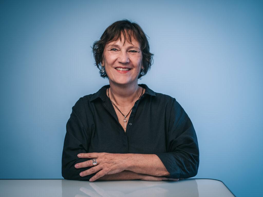 Susanne Oppermann Portrait
